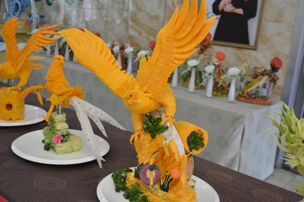 哪家西点培训学校有教食品雕刻的?